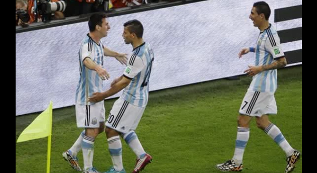 argentina1 LISTEN to Argentina Radio Commentator Go Mental After Messi Scores Winner [AUDIO]