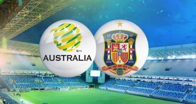 australia spain Spain vs Australia, Starting Lineups and World Cup Open Thread