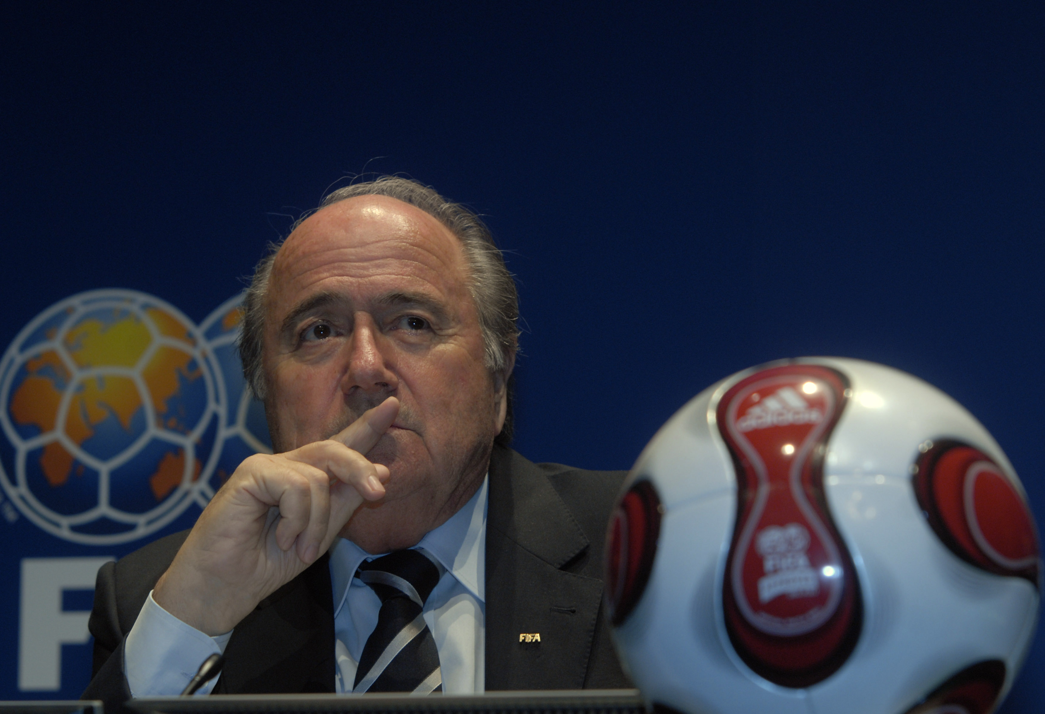 FIFA President Sepp Blatter Faces Backlash From European Powers