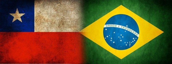 brasil chile 600x225 Brazil vs Chile Preview: Underdogs Attempt to Knock Out World Cup Hosts