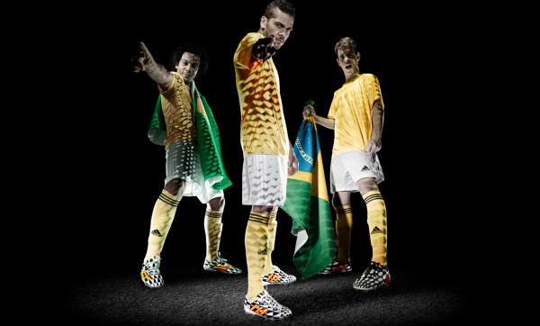 brazil 600x362 World Cup 2014: Brazil vs Croatia — Match Preview