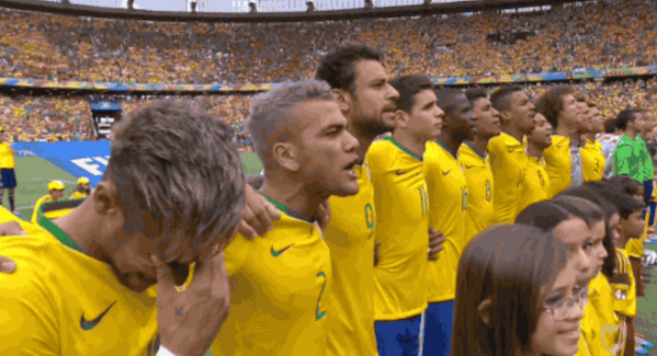 brazil1 Solid Performance By Mexico Exposes Frailties In Brazil World Cup Team