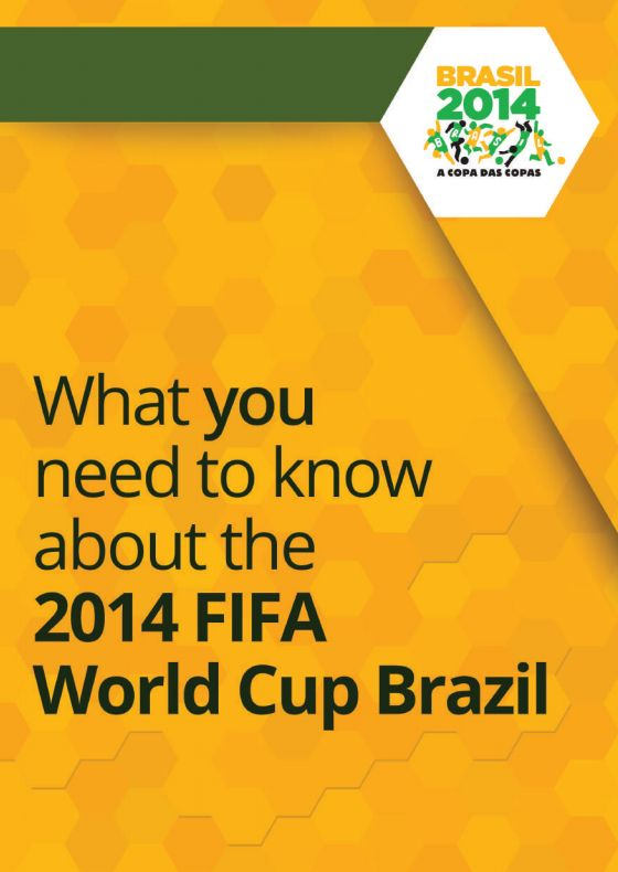 brazil copa booklet Brazilian Government Go On the Offensive With PR Campaign to Highlight Positives of World Cup