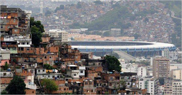 brazil stadium WATCH Brazil   In the Shadow of the Stadiums; BBC Panorama Exposes Poverty Of World Cup Host