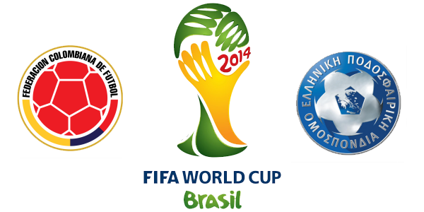 colombia greece Colombia vs Greece, Open Thread: World Cup Group Stage