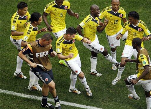WATCH Colombia 2-1 Ivory Coast: Match Highlights [VIDEO]