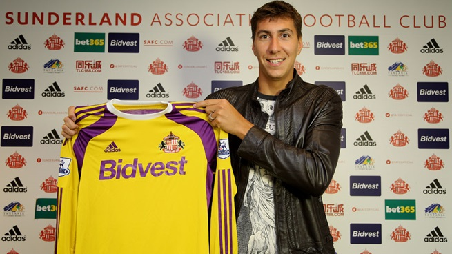 costel Pantilimon Former Manchester City Goalkeeper Costel Pantilimon Joins Sunderland On a Free Transfer