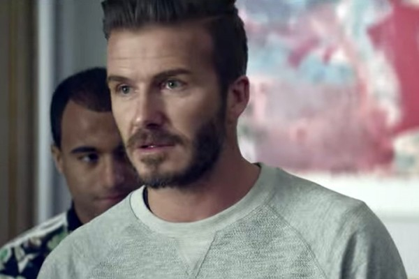 david beckham 600x400 WATCH Adidass World Cup Advert Featuring David Beckham, Gareth Bale and Zinedine Zidane [VIDEO]