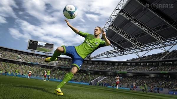 FIFA 15 Makes Its Big Next Gen Debut