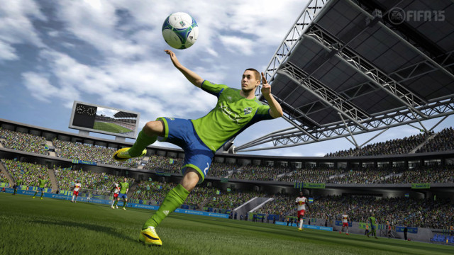 WATCH EA Sports' New Video Touting FIFA 15′s Agility and Control Features [VIDEO]