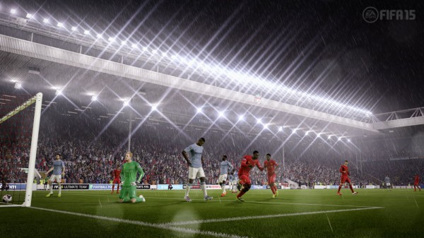 fifa15 2 600x337 EA Sports Announces More Realistic FIFA 15 to be Released in September [VIDEO]