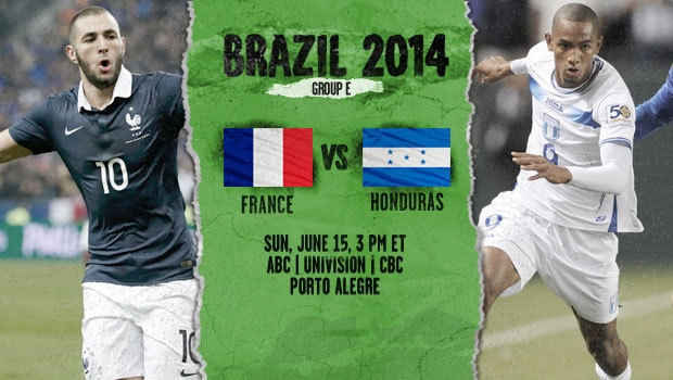 france honduras France vs Honduras, World Cup Open Thread