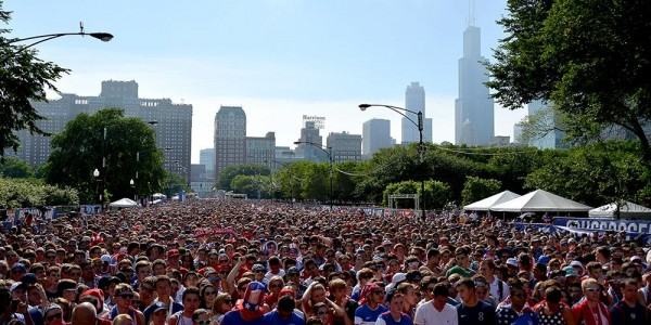 grant park soccer 600x300 Exciting and Unpredictable World Cup Going A Long Way to Silence Soccer Critics in US