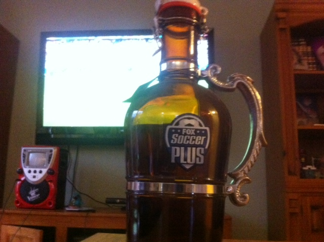 FOX Soccer Plus Growler