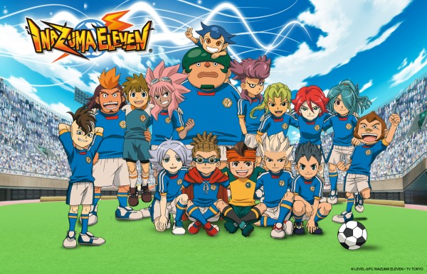 inazuma eleven 600x386 Review of Inazuma Eleven, A Unique New Soccer Game for the Nintendo 3DS