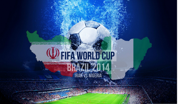irannigeria 600x351 Nigeria 0 0 Iran: Teams Finish Scoreless In First Draw of 2014 World Cup; Match Highlights [VIDEO]