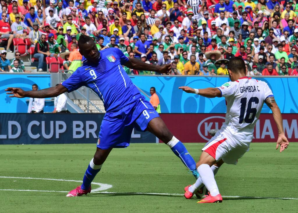Italian Tactics Put to the Test by Costa Rica