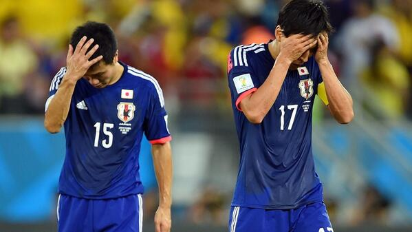japan team 5 Reasons Why Asian Soccer is on the Decline