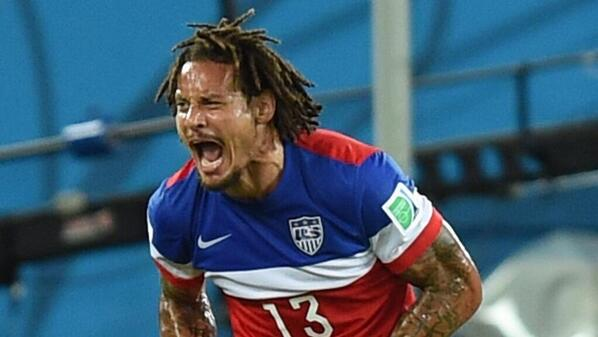 jermaine jones Much Maligned Jermaine Jones Was Key Man in US Win Against Ghana