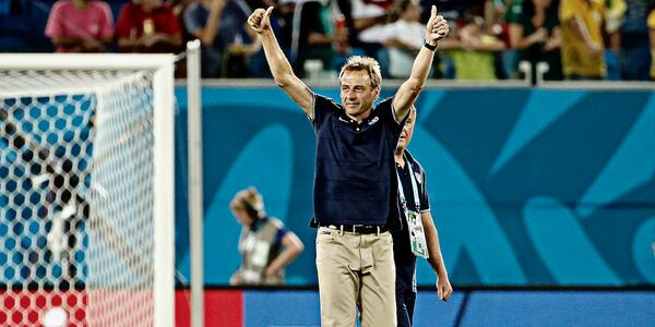 jurgen klinsmann WATCH How The USA Approach vs Germany Helped Them Escape Group G [VIDEO]