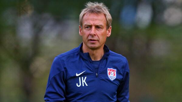 jurgen klinsmann2 USMNT Friendly Against The Czech Republic A Stepping Stone For Russia 2018