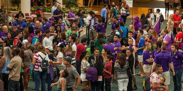 kaka welcome party Brazilian Superstar Kaka Mobbed By Orlando City Fans At Airport [PHOTOS]