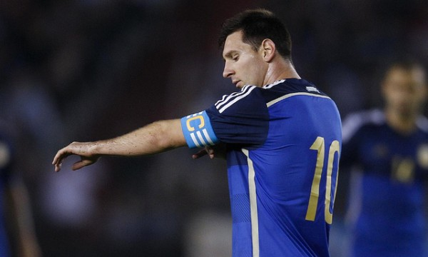 lionel messi 600x360 The Contenders to Win the Golden Ball Trophy At World Cup 2014
