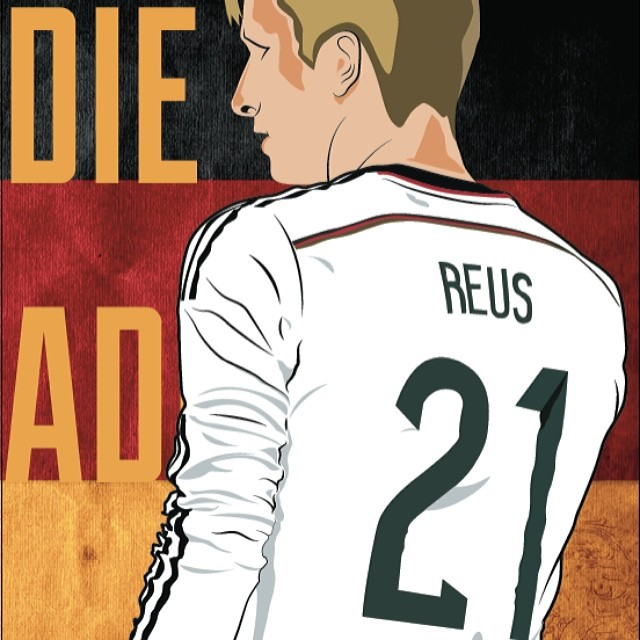 marco reus Germanys Marco Reus Ruled Out Of World Cup After Suffering Injury In Friendly