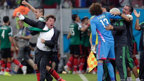 miguel herrera Speedy and Powerful Mexico Overcome Croatia to Set Up Sunday Game Against Netherlands