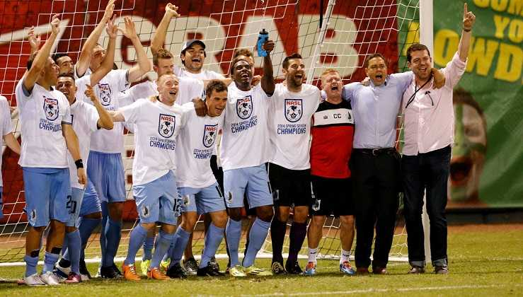 Minnesota United Claims Spring NASL Title