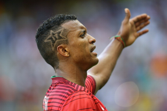 nani WATCH Nani Score to Give Portugal Early Lead Against USA [VIDEO]