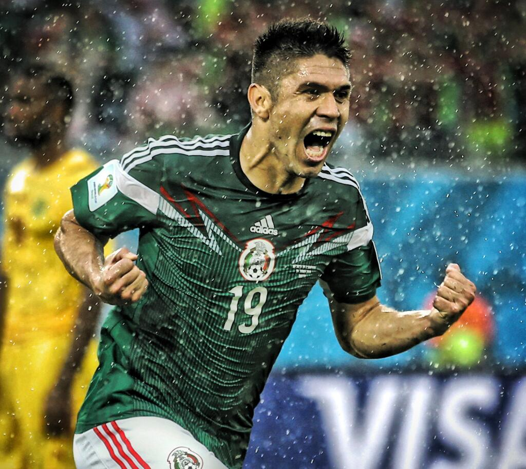 Mexico Can't Get Overconfident Going Into Tuesday's Game Against Brazil