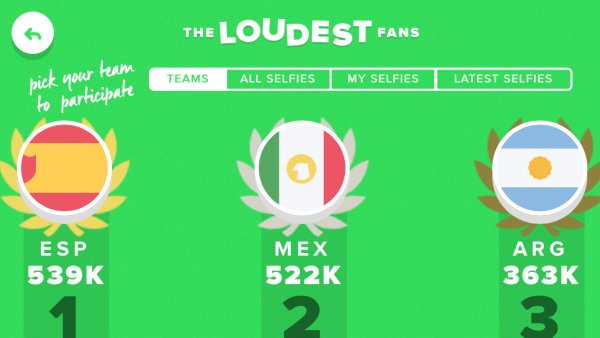 photo 3 600x338 Help Determine Which Country Has The World Cup's Best Fans With Layzapp