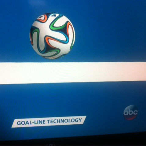 photo WATCH Use Of Goal Line Technology In France Honduras Game [VIDEO]