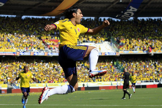 radamel falcao Radamel Falcao Left Out Of Colombias 23 Man World Cup Squad