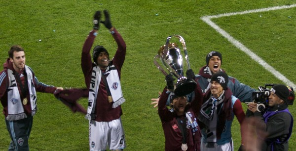 How I Fell In Love With MLSs Colorado Rapids