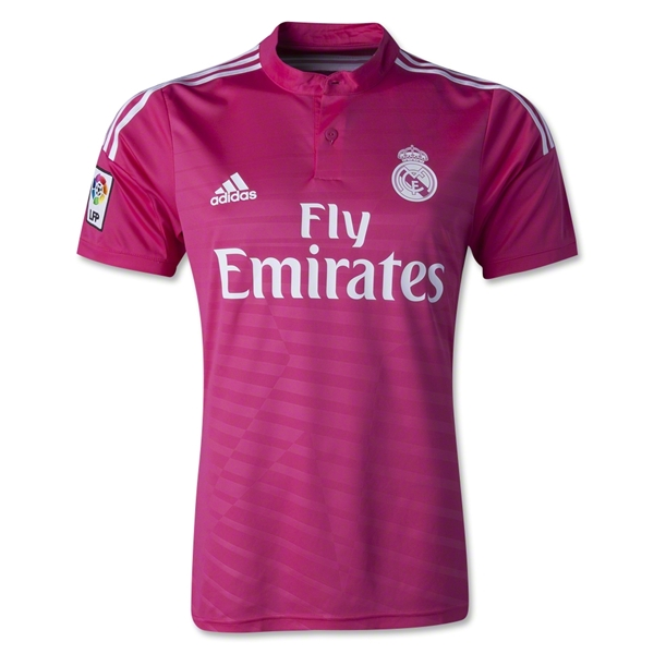 ... 2014/15 Pink Away Kit Reviewed: Official [PHOTOS] - World Soccer Talk