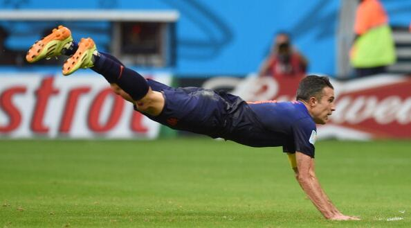 Netherlands Captain Robin van Persie A Doubt For World Cup Semi-Final Against Argentina