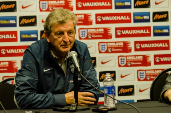roy hodgson 600x396 England Prepare for World Cup With Warmup Matches in Miami [PHOTOS]