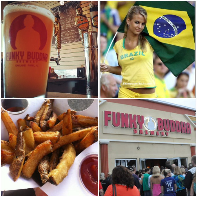 In South Florida, Nothing Goes Better Than A World Cup With Food Trucks and Craft Beer