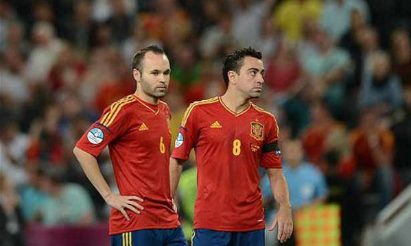 spain World Cup 2014: A New Era of Change for Spain