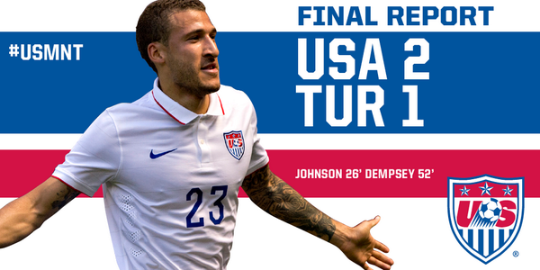 usa turkey friendly USMNT vs Turkey Match Highlights: World Cup Warmup Match [VIDEO]