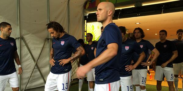 usa1 USA Increase Odds to 86% of Advancing In World Cup After Draw Against Portugal