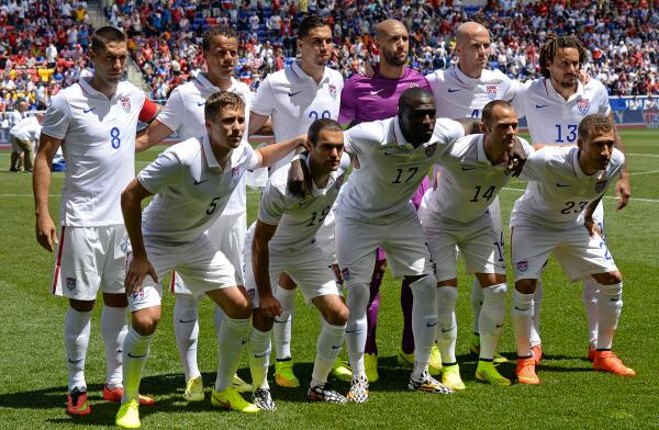 usmnt2 USA Announces Starting Lineup For World Cup Game Against Ghana