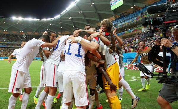 usmnt4 USMNT Player Ratings From USA vs Portugal World Cup Game
