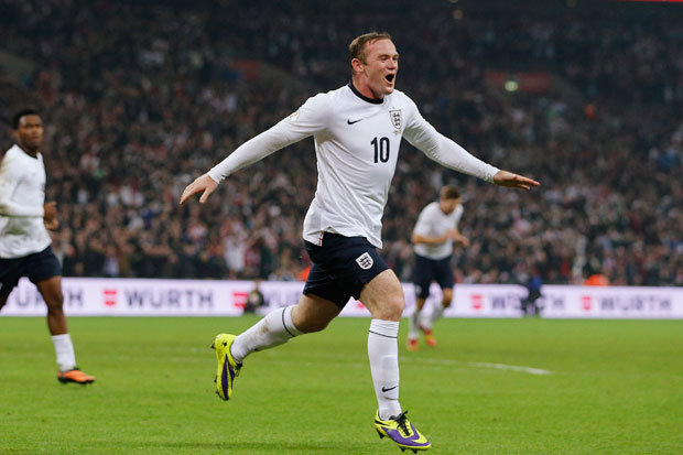 waynerooney Wayne Rooney: Englands White Pele must deliver at Brazil 2014