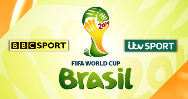 world cup bbc itv 600x315 Review of UK World Cup TV Coverage: BBCs Effortless And Insightful Coverage Is Leaving ITV In The Dust