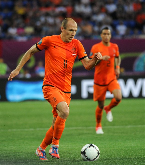 Arjen Robben 20120609 Costa Rica Concerned About Arjen Robbens Diving