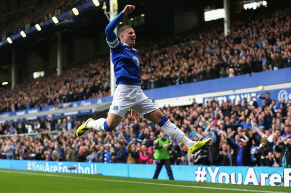 Barkley 600x399 Ross Barkley Contract Extension Latest Indication Of Renewed Everton Ambition