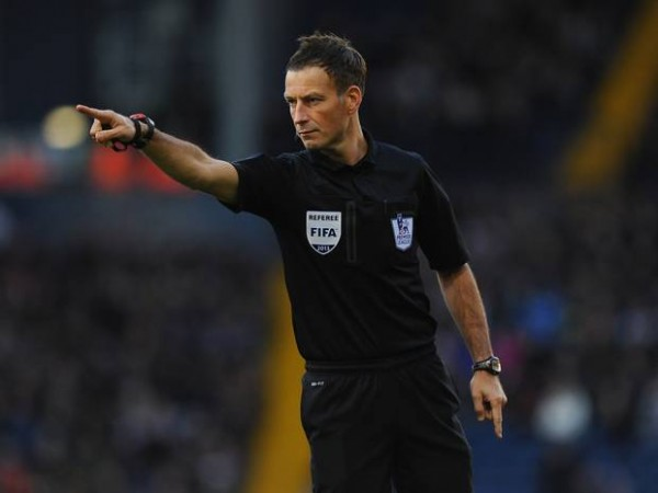 Clattenburg 600x450 Mark Clattenburg To Referee The UEFA Super Cup